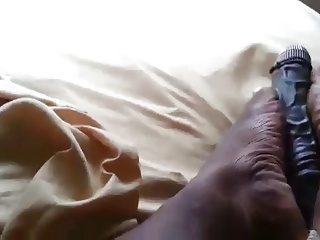 A friend of mine send me this foot job video