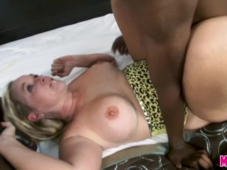 Cuckold drilled rock-hard by BBC's