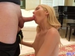 """""""cougarTRIP South yankee cougar Aaliyah enjoy In Her very first Porno"""""""