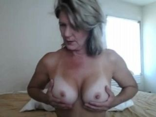 Burly breast greater than This full-grown Webcam trollop