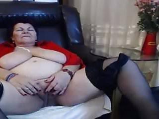 Chunky mamma Granny