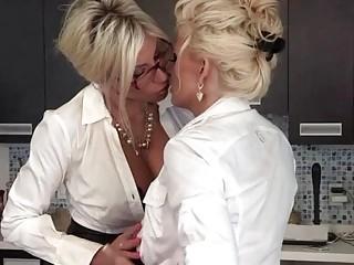 Euro Babe Puma Swede Fucks the Office Slut!