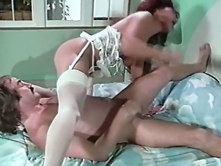 Tempting Asian MILF is sucking juicy cock in 69 position
