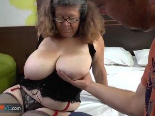 Elder grandmothers porno bevy