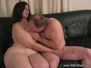 Pretty plus-size provide A Pretty superb hj for Mature man
