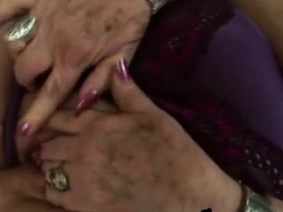 Ultra-kinky boy torn up huge-boobed grandma