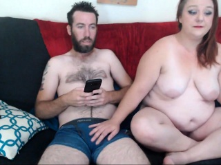 Monstrous titties mature plus-size with appetizing man