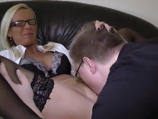 18Yo nymph Trainee want this Job - internal ejaculation the chief!