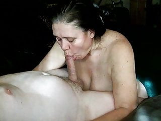 For detail blowjob