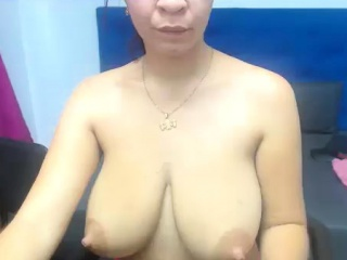 Mature chesty fat breasts