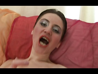 Young stud filled mom with warm creampie