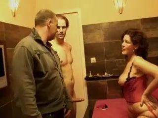 Mature Dutch bi-atch unexperienced pornography movie