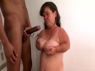 Gross midget mother wrecked by bbc