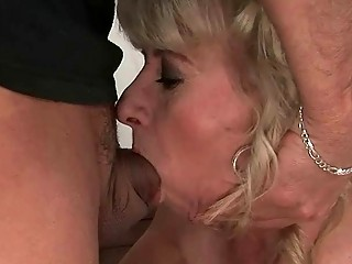 Blonde Grandmas Sex Compilation