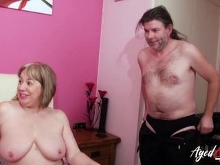 AgedLovE Groupsex With 2 Matures and trio Cocks|14::Group,16::Mature,38::HD,49::BBW
