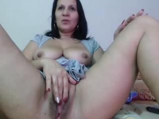 MILF ill-treatment wringing wet PUSSY heavy breast WEBCAM airless 2