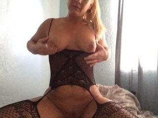 Mother likes stroking and squirting|1::Big udders,6::Amateur,20::MILF,23::Squirting,25::Masturbation,26::Blonde,38::HD,46::Verified Amateurs