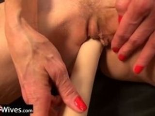 Finest of forceps with mature damsels using bang-out fucktoys for plesure getting off Find total length flicks on our network Oldnanny.com