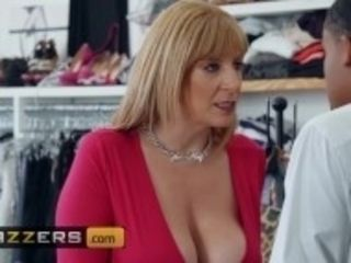 """Brazzers - giant melon phat bum cougar Sara Jay enjoy youthfull bbc"""