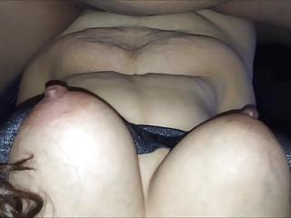 Wife on Top big boobs