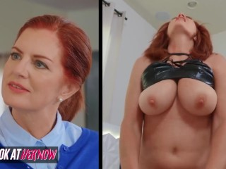 View At her now - huge-boobed GMILF Andi James enjoys it grubby