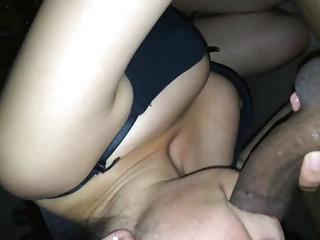 Wife giving best friend head