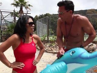 Red-hot latina mother Cassandra Cruz hard-core porno vid