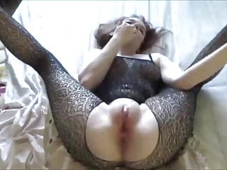 Inexperienced cougar point of view anal invasion