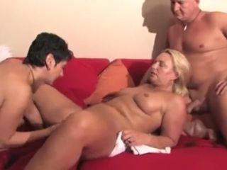 German Swingers - Mature pornography movie