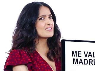 Salma Hayek - super-fucking-hot buxomy latin compilation