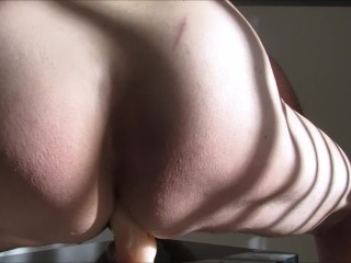 Initially Morning Anal fastening 1