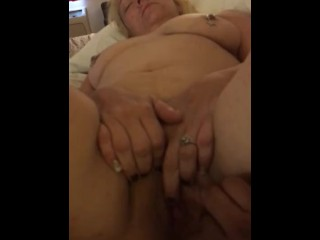 Cock-squeezing vag glance at that