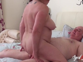 AgedLovE huge-chested Nurse xxx with wild Doctor|4::Blowjob,16::Mature,38::HD,49::BBW