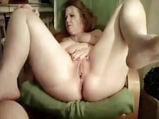 Fisting Grandma