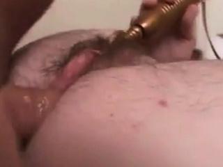 Unshaved damsel buttfuck & internal ejaculation