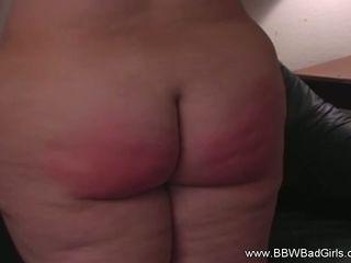 Bondage & discipline Discipline For plumper first-timer wifey For fine Learning