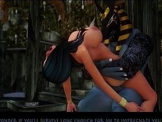 3 dimensional manga porn romping doll