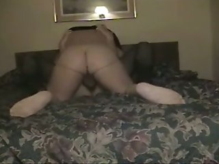 Jerking off while my wife is fucked bad by another guy