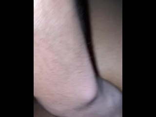 Humungous butt Booty enjoys That man meat And Backshots