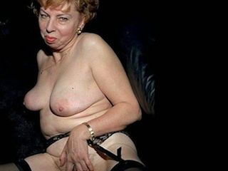 OmaPasS nude grandmother weirdo photographs Compilation