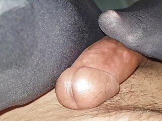 Feetjob from my girlfirend