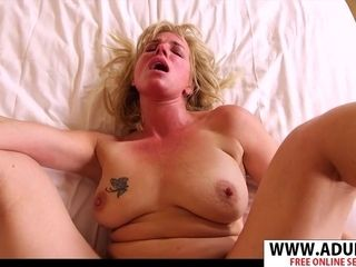 Meaty joybags mommy Melina point of view bang-out