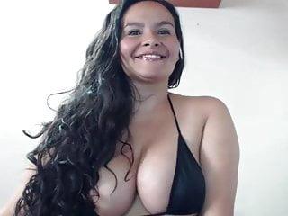 Lili super-steamy colombian cougar