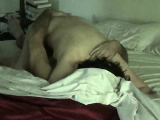 Horny granny having sex with her new amore