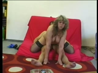Mature lady rides a hard cock and doesn't want to stop