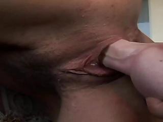 Mature Lesbian Asia Fucks Her Partner With A Dildo