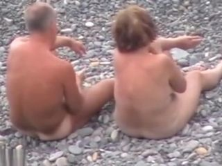 Hidden cam boy jerking And smash ginger-haired dame On A Public Beach
