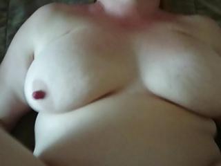 43 yo fat mature