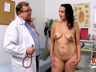 Older gynecology therapist check-ups My wifey