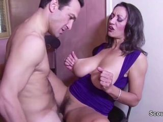 XXL congenital bap mommy I´d like to plow mommy with furry snatch get Have Coitus